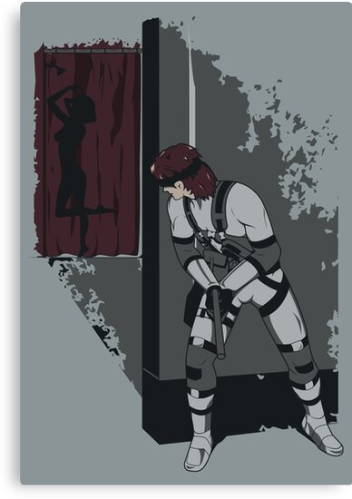 Don't go Snaking on me! (Metal Gear Solid) by Ruwah