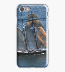 Sailing ~ Point Loma California iPhone Case/Skin