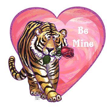 Tiger Valentine's Day by ImagineThatNYC