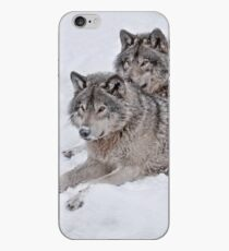 Timber Wolves iPhone Case