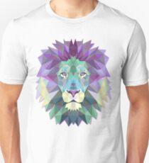 Triangle lion T-Shirt