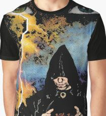 Dark Wizard Graphic T-Shirt