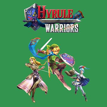 Hyrule Warriors by navigata
