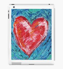 Passionate Heart iPad Case/Skin