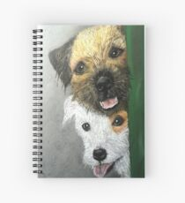 Max & Paddy  Spiral Notebook