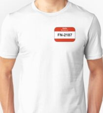 My name is 2187 Unisex T-Shirt