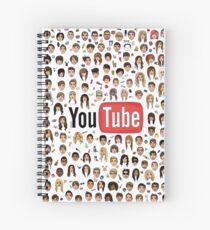 YouTube Spiral Notebook
