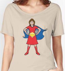 Super librarian! Women's Relaxed Fit T-Shirt