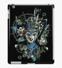 Steampunk Joker iPad Case/Skin