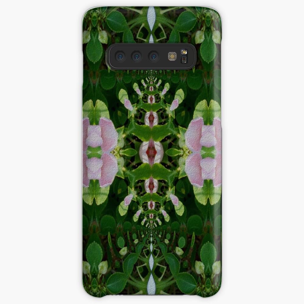 Green Grows My Garden Case & Skin for Samsung Galaxy