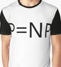 P=NP Graphic T-Shirt