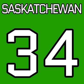 Saskatchewan Football (I) by ndaqb