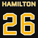 Hamilton Football (I) by ndaqb