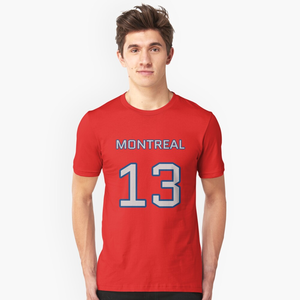 Montreal Football (I) Unisex T-Shirt Front