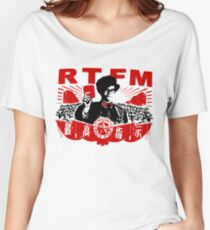 RTFM - MOSS Women's Relaxed Fit T-Shirt