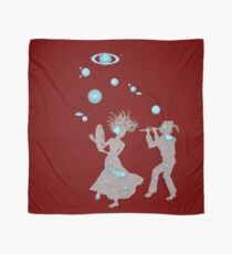 Cosmic Dance with Music of the Spheres Scarf
