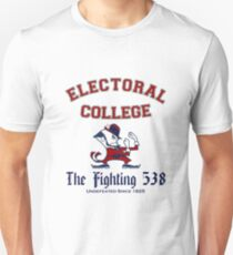 The Electoral College Fighting 538 T Shirt