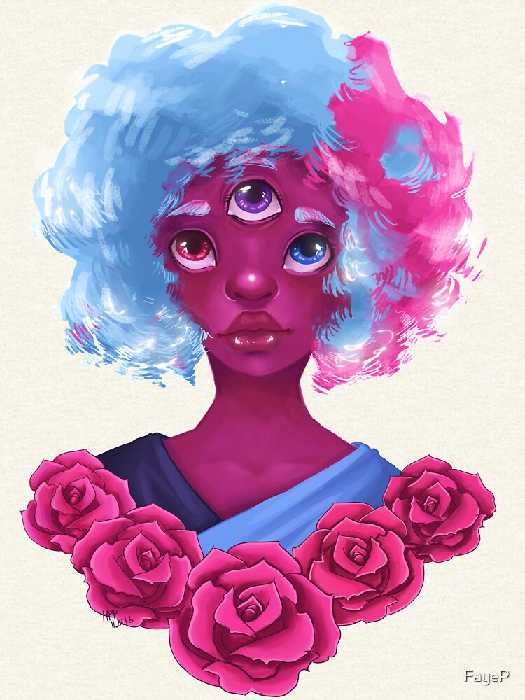 Steven Universe Garnet by FayeP