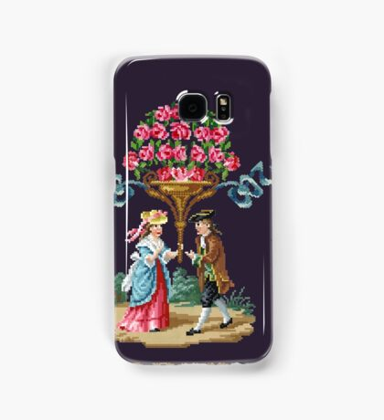 Pretty Good Red Roses Samsung Galaxy Case/Skin