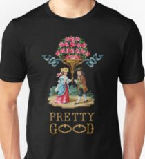 Pretty Good Red Roses Unisex T-Shirt