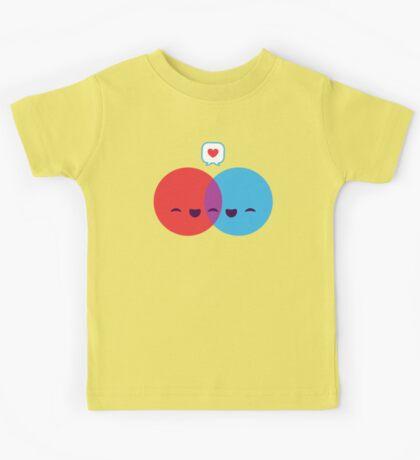 Love Diagram Kids Clothes