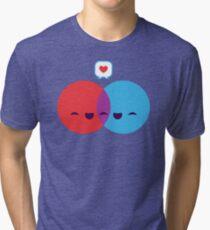 Love Diagram Tri-blend T-Shirt