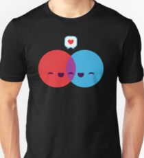 Love Diagram Unisex T-Shirt