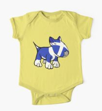 Scottish Bull Terrier One Piece - Short Sleeve