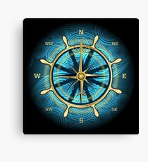 The compass Canvas Print