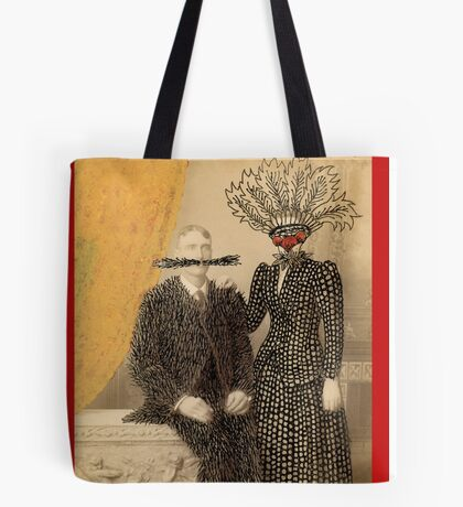 The Happy Couple Tote Bag
