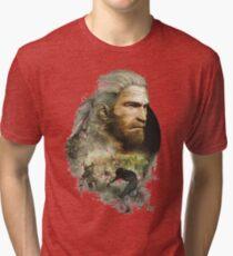 Geralt of Rivia - The Witcher 3 Tri-blend T-Shirt