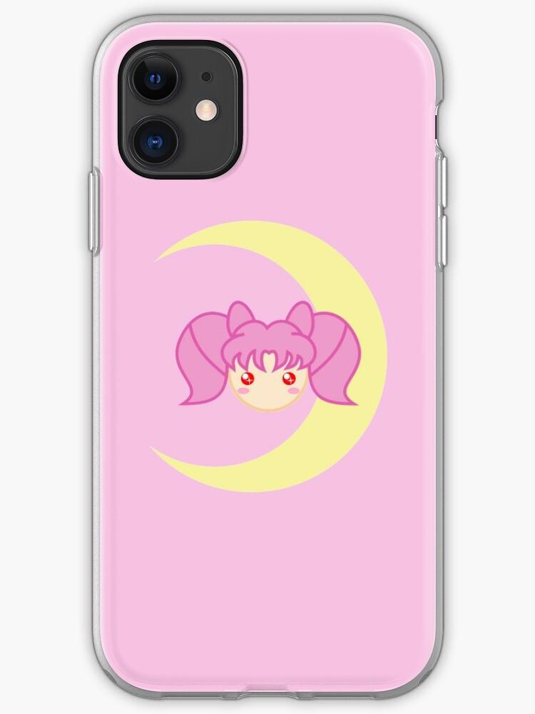 Pretty Soldier Sailor Mars Chibi iphone case