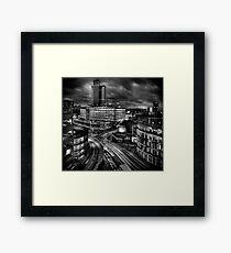 Manchester Shudehill Framed Print