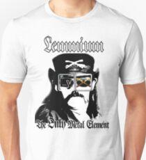 Lemmium ~ The ONLY Metal Element Unisex T-Shirt