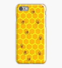 Mind Your Own Beeswax iPhone Case/Skin