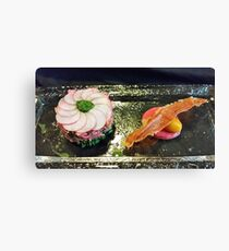 Lunch duo Canvas Print