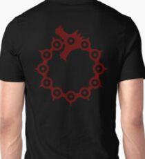 Dragon's Sin of Wrath Unisex T-Shirt
