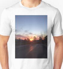 soft skies Unisex T-Shirt