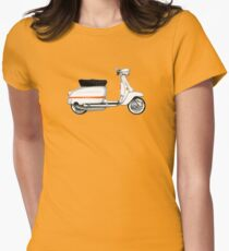 Scooter T-shirts Art: Serveta Li 150 Special Women's Fitted T-Shirt