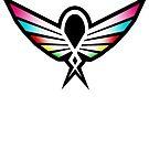 Angel of Color by xBfmVxReapeRx