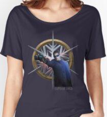 Kapitän kalt Baggyfit T-Shirt