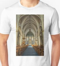 St Mary's Painted Church T-Shirt