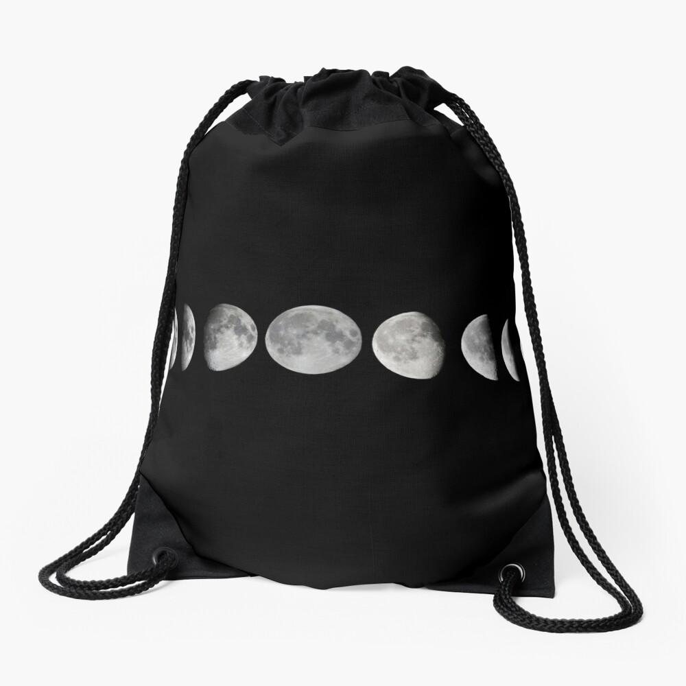 Mondphasen Rucksackbeutel