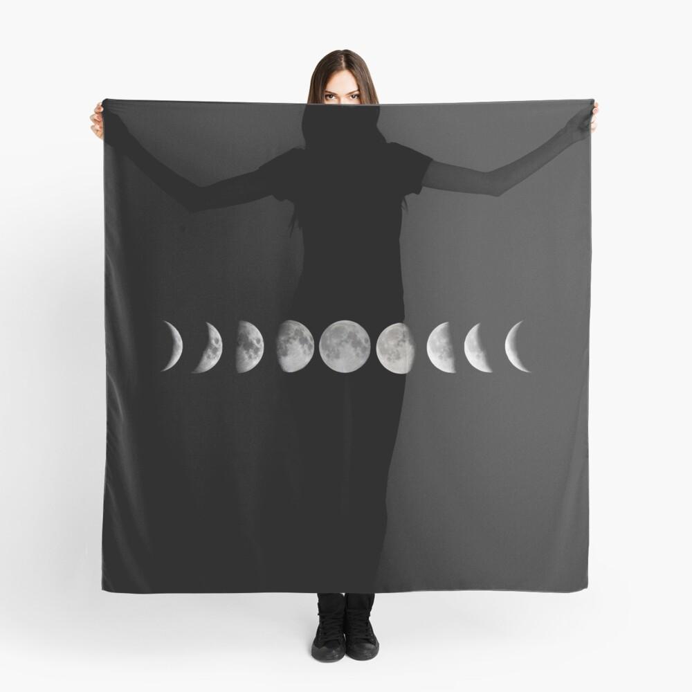 Mondphasen Tuch
