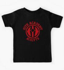 Camiseta para niños Academia Sith