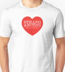 Strang & Buting - Attorneys Of My Heart - White T-Shirt