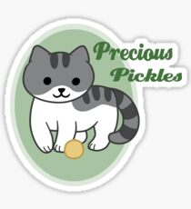 Precious Pickles Sticker