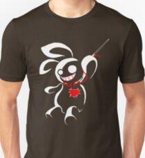 Contrasp - Hiding in the dark voodoo bunny T-Shirt