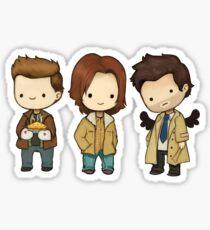Team Free Will Sticker