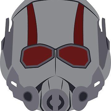 A Small Man Helmet by LinearStudios